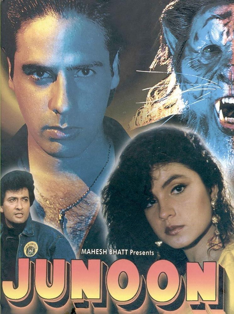 Junoon (1992) Hindi 300MB HDRip 480p x264 Full Movie