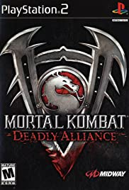 Mortal Kombat: Deadly Alliance Poster