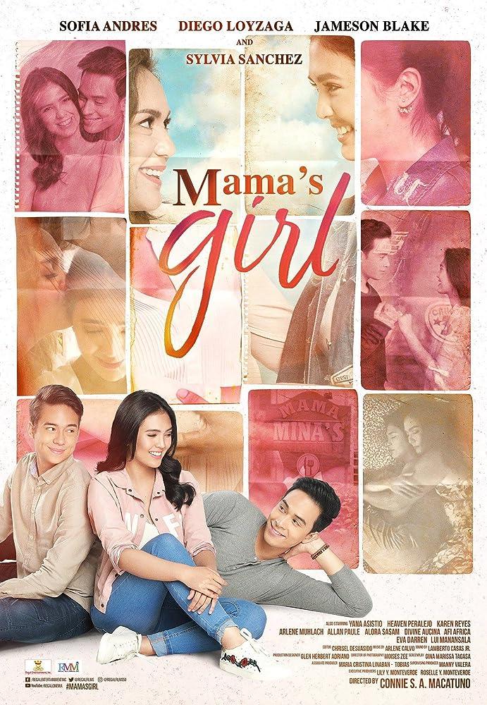 Mama's Girl (2018) HDRip