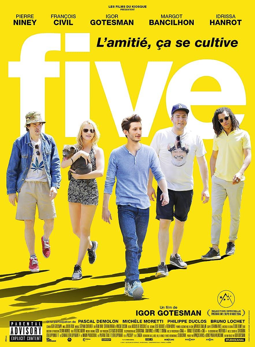 Penkiese  / Five (2016)