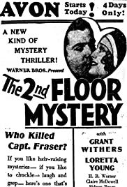 The Second Floor Mystery Poster
