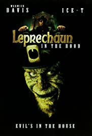 Leprechaun in the Hood Poster
