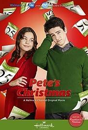 Pete's Christmas Poster