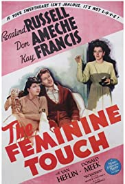 The Feminine Touch Poster