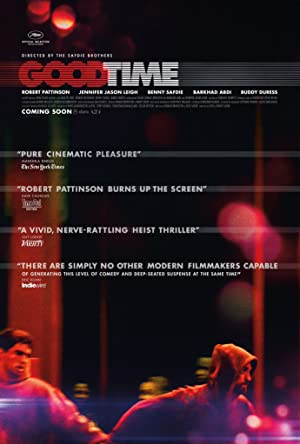 Good Time Film Poster