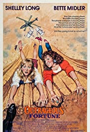 Outrageous Fortune Poster