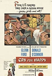 Cry for Happy(1961) Poster - Movie Forum, Cast, Reviews