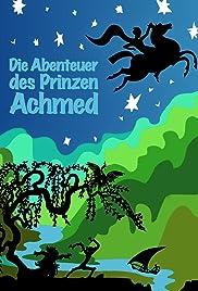 Die Abenteuer des Prinzen Achmed Poster