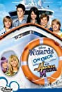 Wizards on Deck with Hannah Montana (2009) Poster