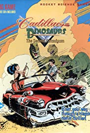 Cadillacs and Dinosaurs: The Second Cataclysm Poster