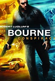 The Bourne Conspiracy Poster