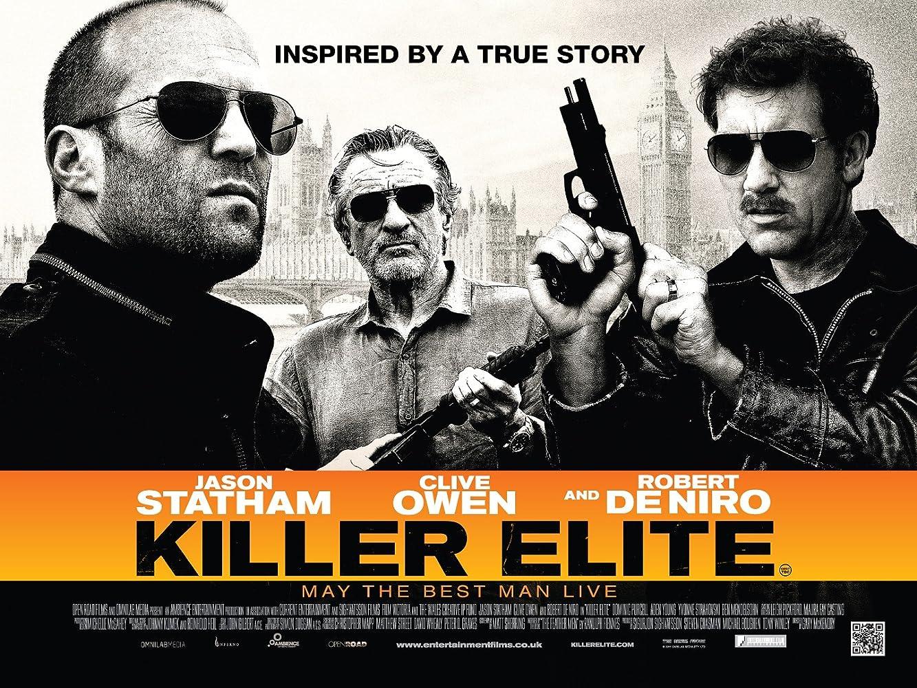 Image result for Killer Elite (2011)