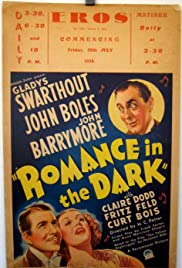 Romance in the Dark Poster