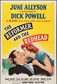 The Reformer and the Redhead(1950) Poster - Movie Forum, Cast, Reviews