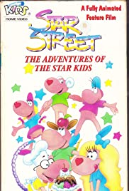 Star Street: The Adventures of the Star Kids Poster