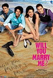 Will You Marry Me Poster