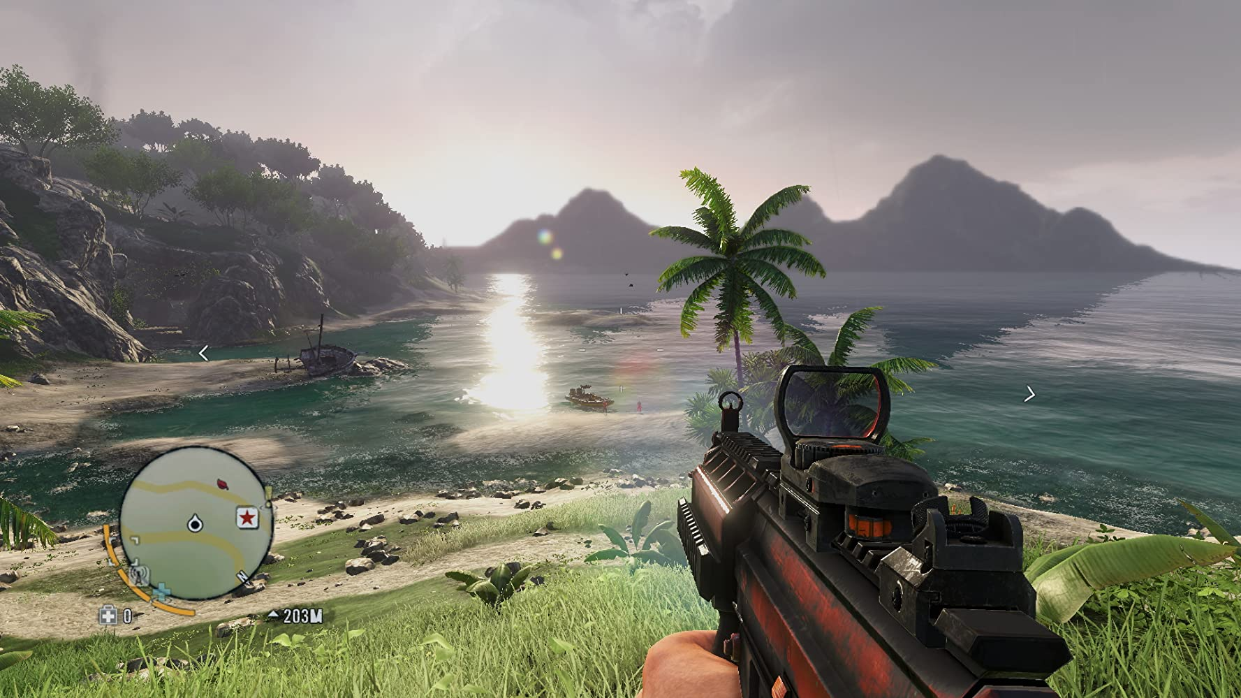 PC Game Open World Far Cry 3