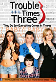 Trouble Times Three Poster
