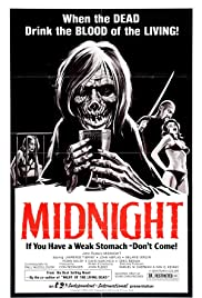 Midnight (1982) Poster - Movie Forum, Cast, Reviews