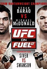 UFC on Fuel TV: Barao vs. McDonald Poster