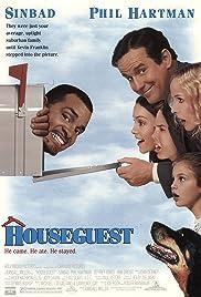 Houseguest Poster