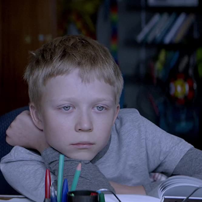 Matvey Novikov in Loveless (2017)
