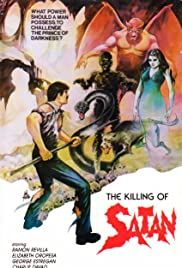 Lumaban ka, Satanas Poster
