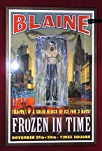 Primary image for David Blaine: Frozen in Time