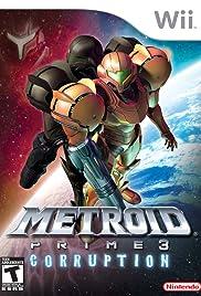 Metroid Prime 3: Corruption Poster