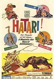 Hatari! Poster