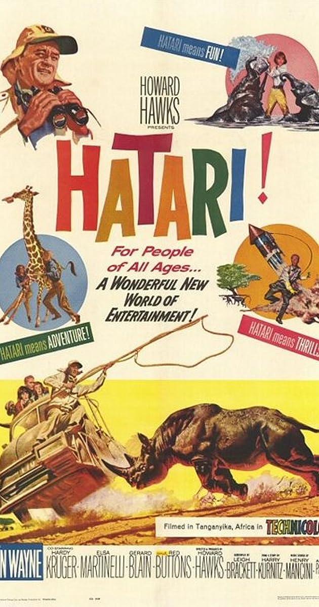 Hatari 1962 IMDb