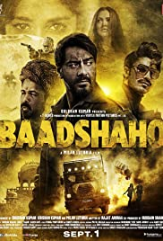 Baadshaho(2017) Poster - Movie Forum, Cast, Reviews