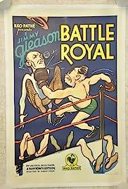Battle Royal Poster