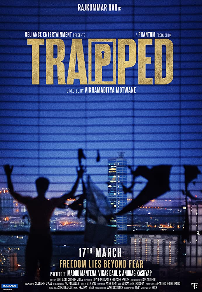 Trapped 2017 Hindi Watch Online Full Movie