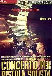Concerto per pistola solista Poster