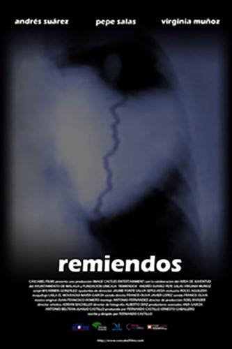 Remiendos cortometraje cartel poster
