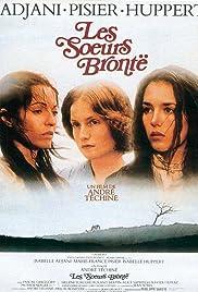 Les soeurs Brontë Poster