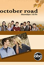 October Road Poster