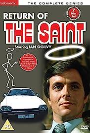 Return of the Saint Poster