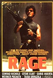 A Man Called Rage Poster