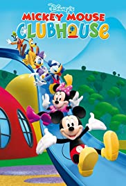Mickey Mouse Clubhouse Poster