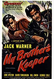 My Brother's Keeper (1948) Poster - Movie Forum, Cast, Reviews