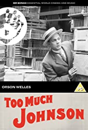 Too Much Johnson(1938) Poster - Movie Forum, Cast, Reviews