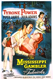 The Mississippi Gambler (1953) Poster - Movie Forum, Cast, Reviews