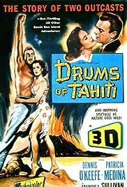 Drums of Tahiti Poster