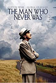 The Man Who Never Was Poster