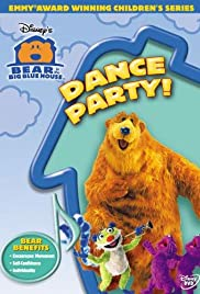 bear in the big blue house poster - Big Blue House