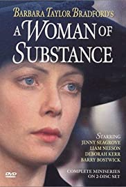 A Woman of Substance Poster - TV Show Forum, Cast, Reviews