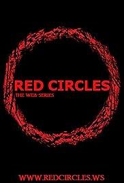 Red Circles Poster