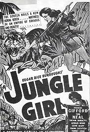 Jungle Girl Poster